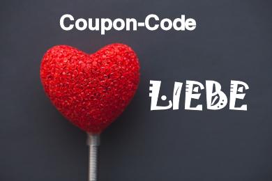 Coupon-Code: Liebe